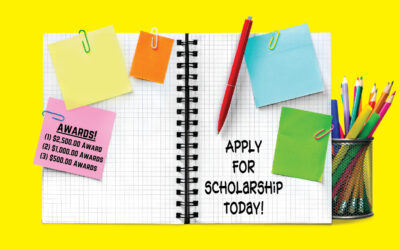 2020 Scholarship Applications now being accepted through April 16